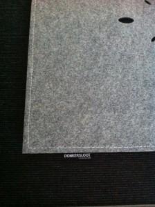 Donkersloot Naaldvilt Karpet 3