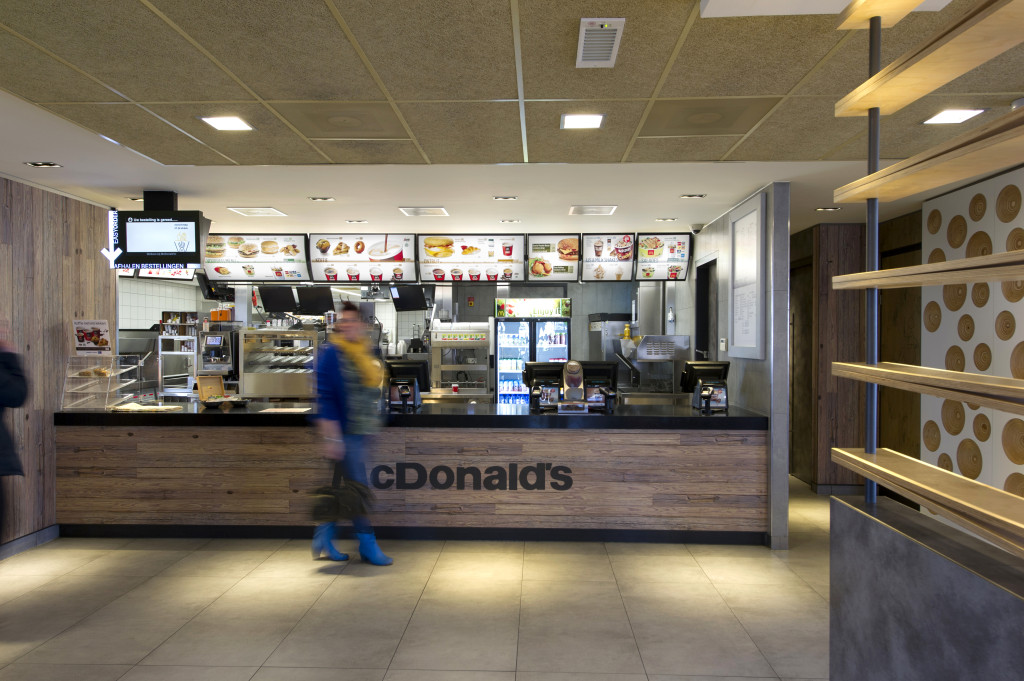 conceptimplementatie Desarc-namens-McDonald's