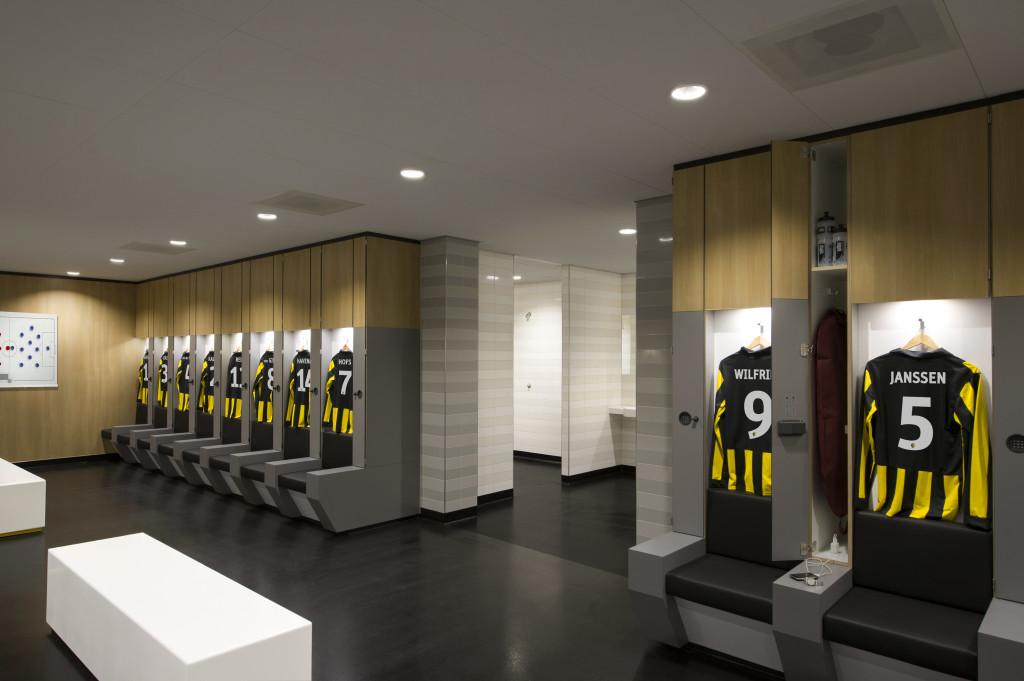 trainingscentrum Trainingscentrum Vitesse bij Papendal